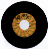 Praise His Name riddim - Robert Lee - Battlefield / dub (Tuff Scout) UK 7""
